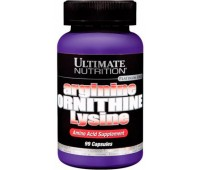 Arginine Ornithine Lysine Ultimate 100 капсул