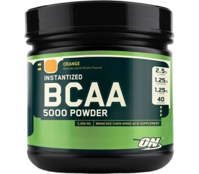 Optimum Nutrition BCAA 5000 Powder 380g в Киеве