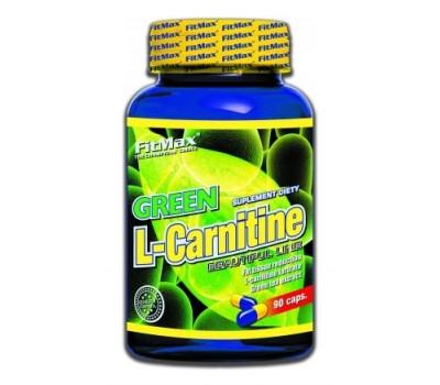 Green L-Carnitine FitMax 90 капсул в Киеве