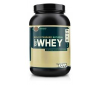 100% Natural Whey Gold Standard Optimum 907g