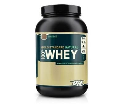 100% Natural Whey Gold Standard Optimum 907g в Киеве