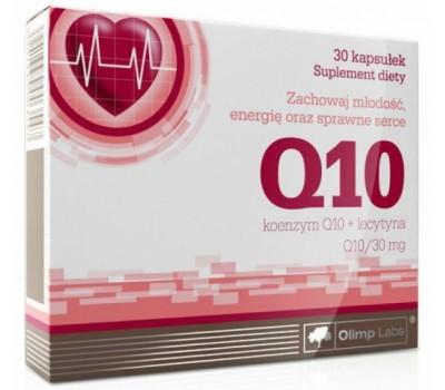 Коэнзим Q10 + лецитин Olimp labs 30 капсул в Киеве