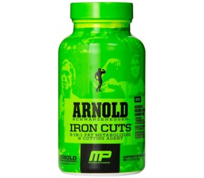 Iron Cuts Arnold Series 90 капсул в Киеве