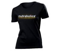 Женская футболка Nutrabolics