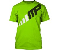 Футболка Musclepharm модель 4-4 зеленая (L, XL)