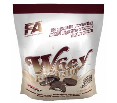 Whey Proteine Fitness Authority Nutrition 908g в Киеве