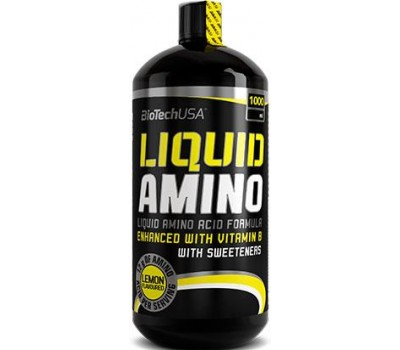 BioTech USA Liquid Amino 1000 мл в Киеве