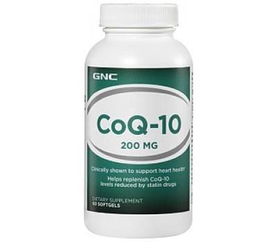 GNC CoQ-10 200 mg 60 капсул в Киеве