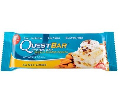 Quest Bar Vanilla Almond Crunch 60g в Киеве