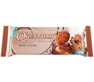Quest Bar Double Chocolate Chunk 60g в Киеве