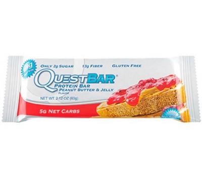 Quest Bar Peanut Butter Jelly 60g в Киеве