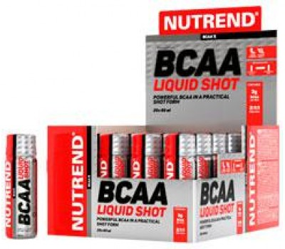 Nutrend BCAA Liquid Shot 20Х60 мл в Киеве