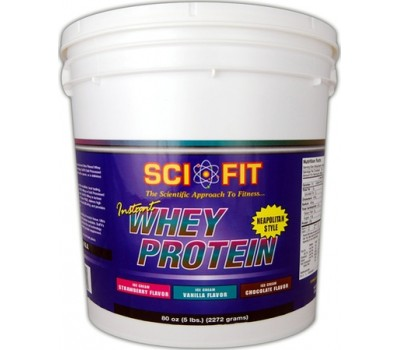 SCI-FIT Instant Whey Protein 2270g в Киеве