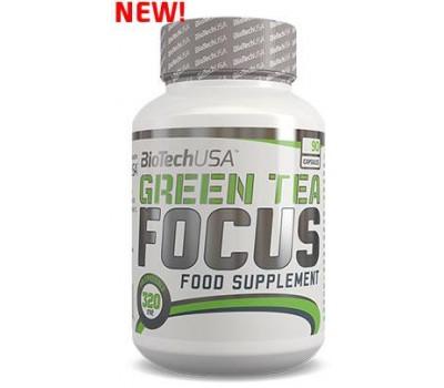 BioTech USA Green Tea Focus 90 капсул в Киеве
