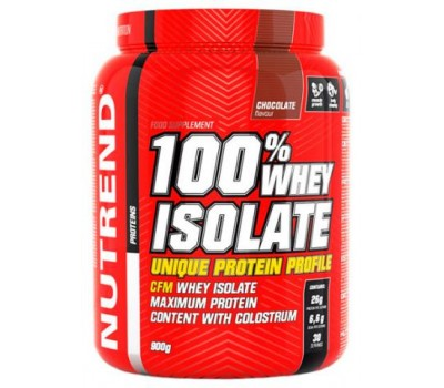 Nutrend 100% Whey Isolate 900g в Киеве