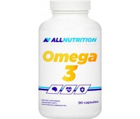 All Nutrition Омега-3 90 капсул