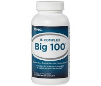 GNC BIG 100 100 таблеток