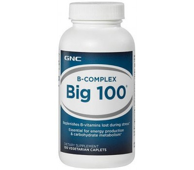 GNC BIG 100 100 таблеток в Киеве