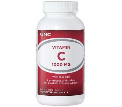 GNC Vitamin C 1000 mg 100 таблеток в Киеве