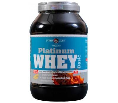 Протеин Form Labs Platinum Whey Basic 2270g в Киеве