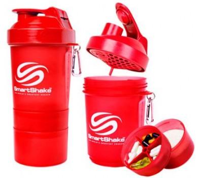 SmartShake Original Neon Red 400 ml в Киеве