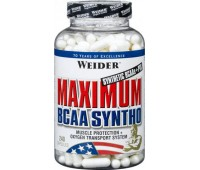 Weider Maximum BCAA Syntho 240 капсул