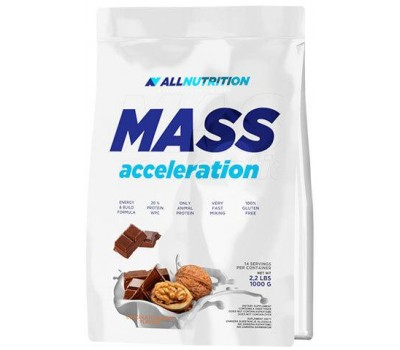 All Nutrition Mass Acceleration 1000g в Киеве