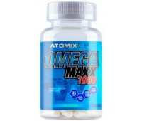 Atomixx Omega 3 1000 mg 90 капсул