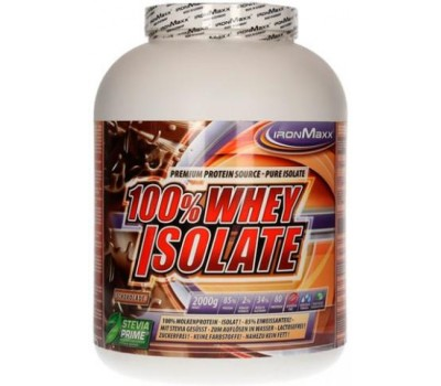 100% Whey Isolate IronMaxx 2000g в Киеве