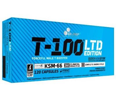 Olimp T-100 LTD Edition 120 капсул в Киеве