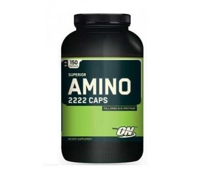 Superior Amino 2222 Optimum Nutrition Caps 150 caps в Киеве