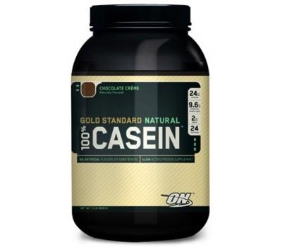 100% Casein Gold Standard Natural Optimum 908g в Киеве