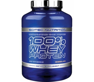 100% Whey Protein Scitec 2350g в Киеве