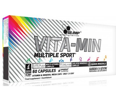 Vita-min Multiple Sport Olimp 60 капсул в Киеве