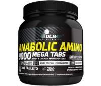 Anabolic Amino 9000 Olimp 300 таблеток