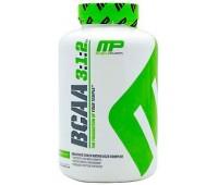 BCAA 3:1:2 MusclePharm 240 капсул