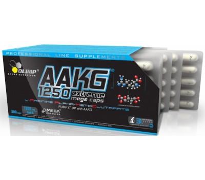 AAKG 1250 Extreme Mega Caps Olimp 300 капсул в Киеве