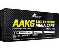 AAKG 1250 Extreme Mega Caps Olimp 120 капсул