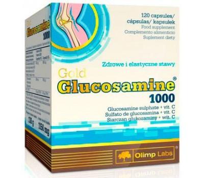 Gold Glucosamine 1000 Olimp 120 капсул в Киеве