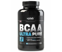 BCAA Ultra Pure VP Laboratory Nutrition 120 капсул