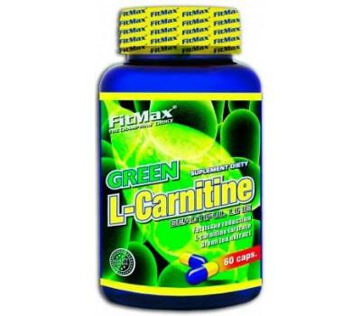 Green L-Carnitine FitMax 60 капсул в Киеве