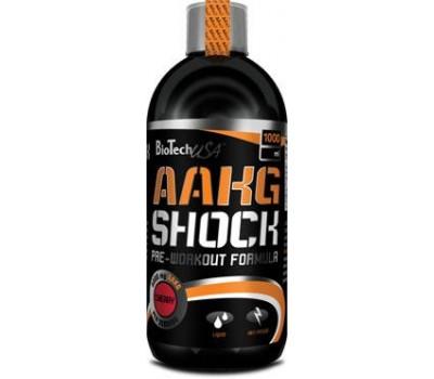 BioTech USA AAKG Shock Extreme 1000 мл в Киеве