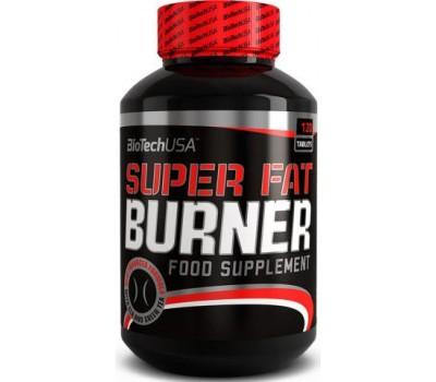 BioTech USA Super Fat Burner 120 таблеток в Киеве