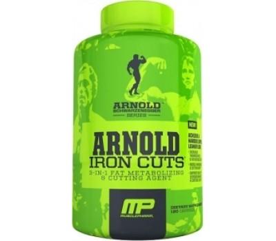 Iron Cuts Arnold Series 120 капсул в Киеве