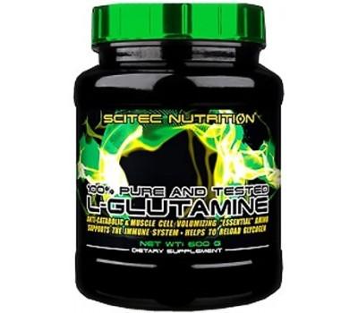 Scitec L-Glutamine 600g в Киеве