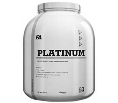 Platinum Micellar Casein Fitness Authority 1600g в Киеве