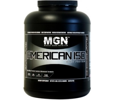 American Iso Whey Protein MGN Nutrition 2300g в Киеве