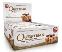 Quest Bar Chocolate Chip Cookie 12х60g