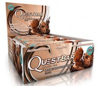 Quest Bar Double Chocolate Chunk 12x60g