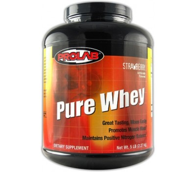 100% Pure Whey Protein Prolab 2270g в Киеве